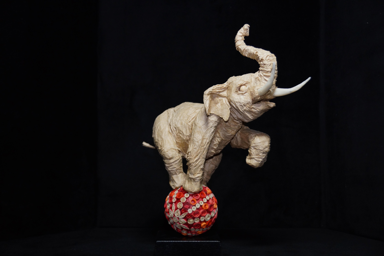 Éléphant n°1