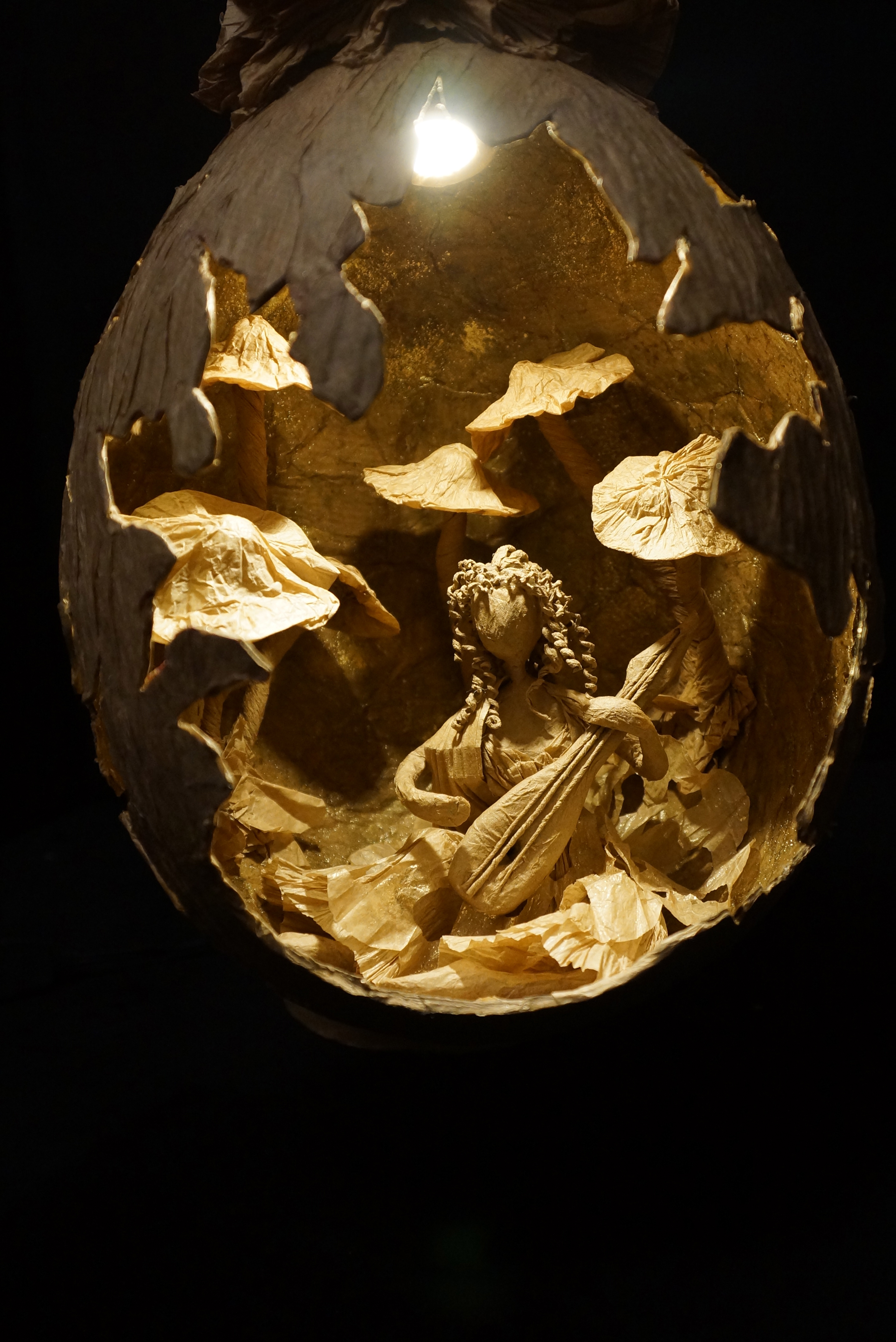 Lampe Caverne fantastique