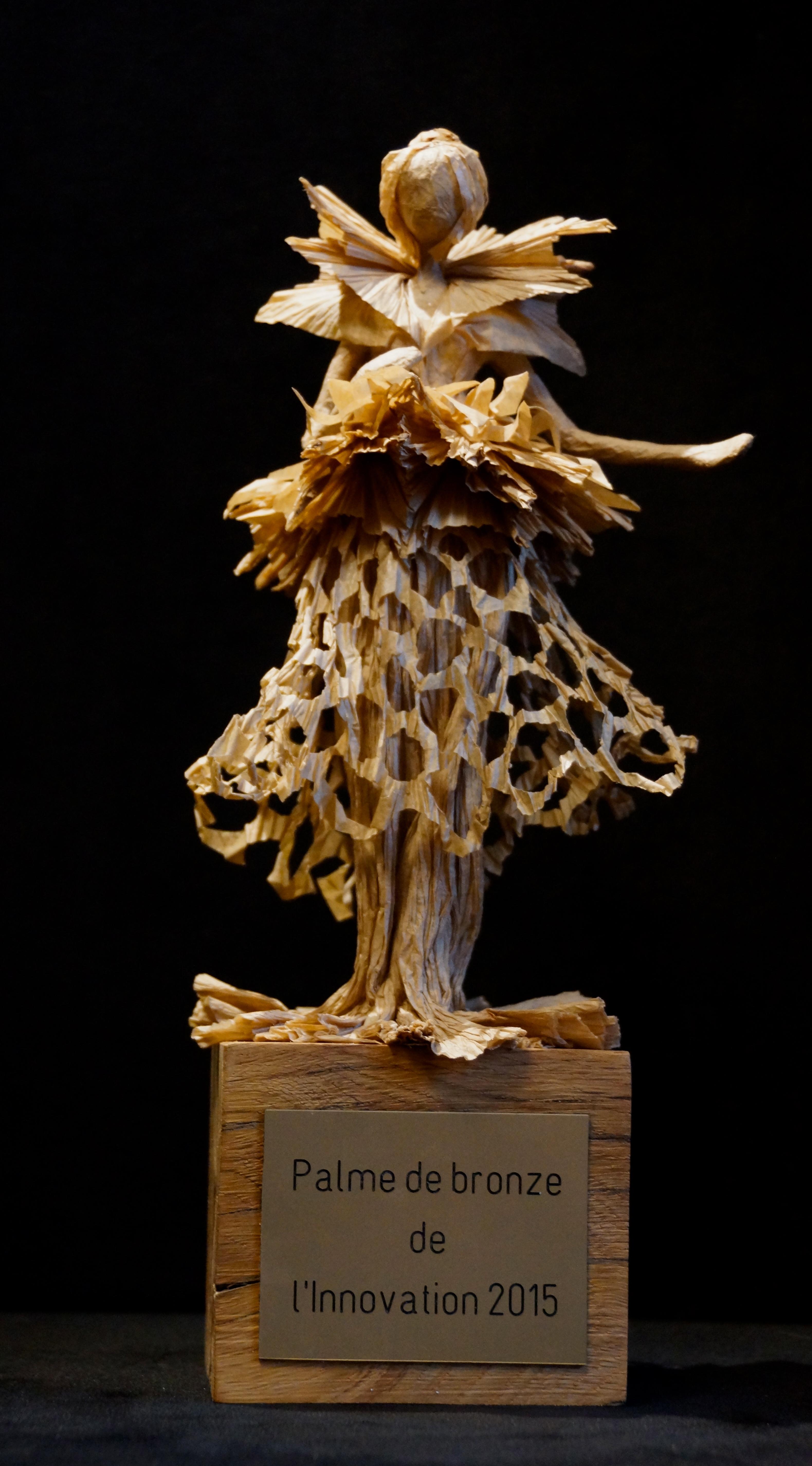 Trophée ATIP Bronze