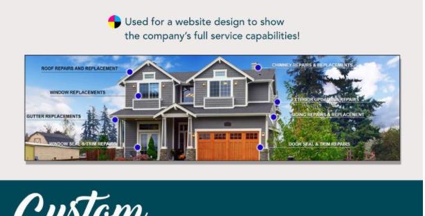 Infographic Designer - Custom 2D infographics