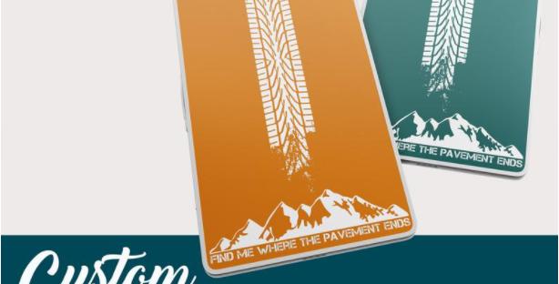 Corn Hole Designs | Custom Design and Vinyl