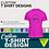 Thumbnail: Custom T shirt design | T-shirt designer
