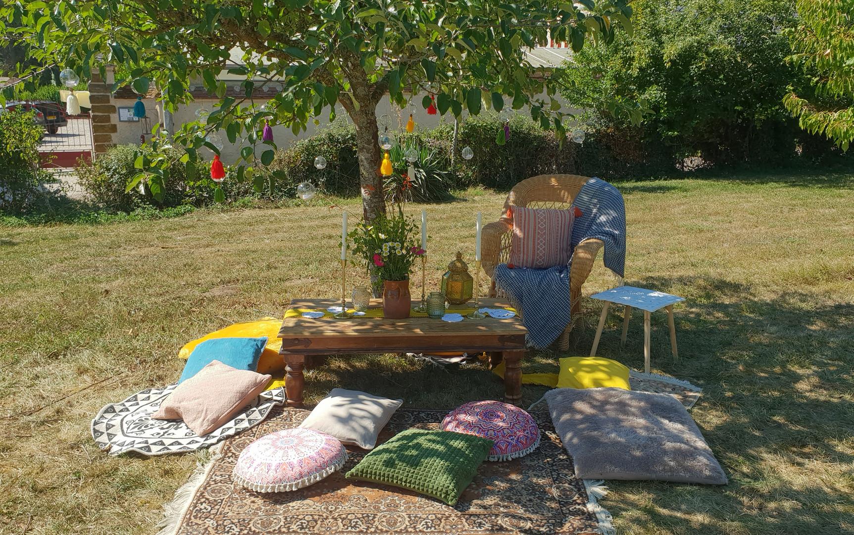 Espace lounge Gypsi