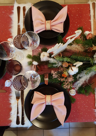 Table Noel Concours