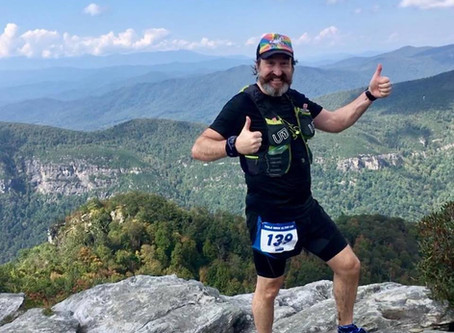 Table Rock 50k 2018 Race Report