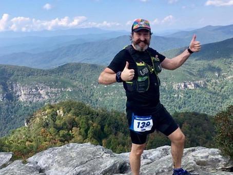 Table Rock 50k 2018 Race Report