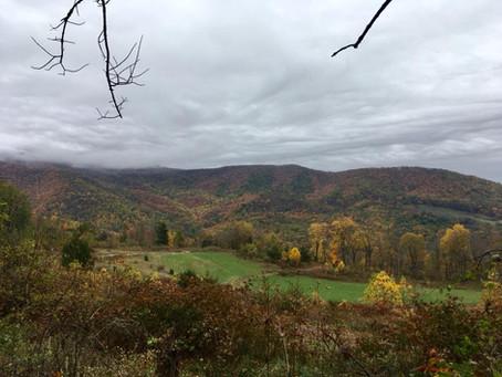 Mountain Masochist 50 Mile Trail Run 2017 (video)