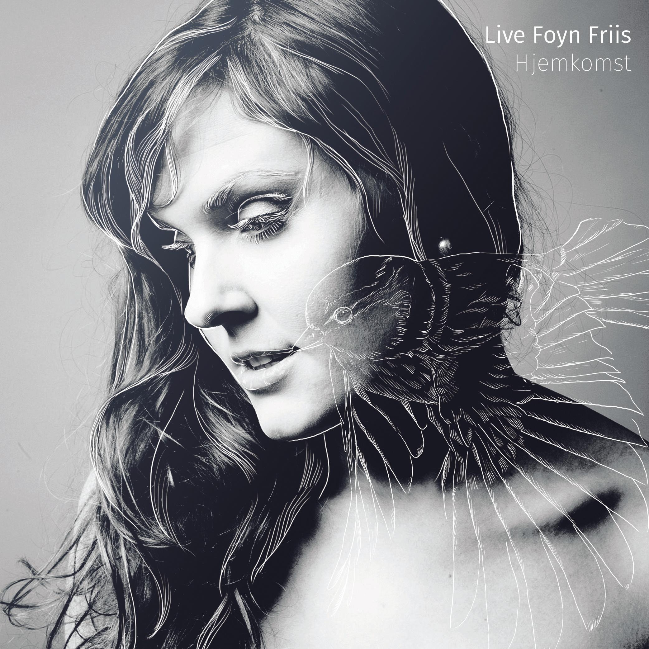 Cover art for Live Foyn Friis