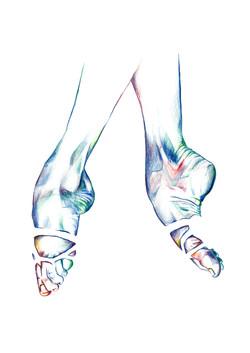 Dansefot/Dancing feet