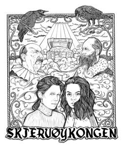 Plakat - Skjervøykongen