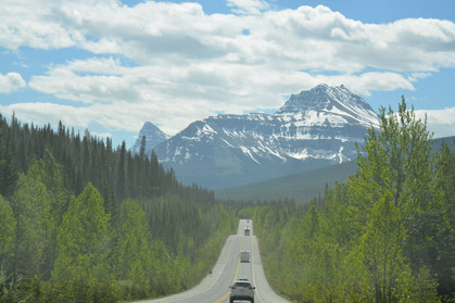 Western Canada - Part 7 - Icefields Parkway South