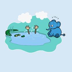 Illustration for childrensbook