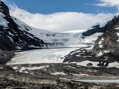 Western Canada - Part 5 - Athabasca Glacier