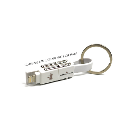 BL-IN1005 4-in-1 Charging Key Chain