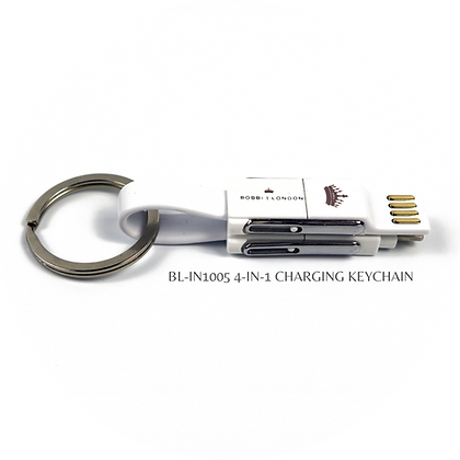 4 in 1 Charging Key Chain
