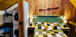 Flyby loft bedroom