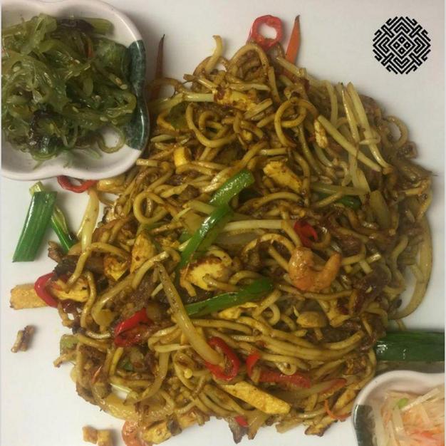 Lunchtime Deal - Stir Fried Noodles