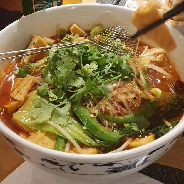 72 - Tingling Spicy Hot Pot