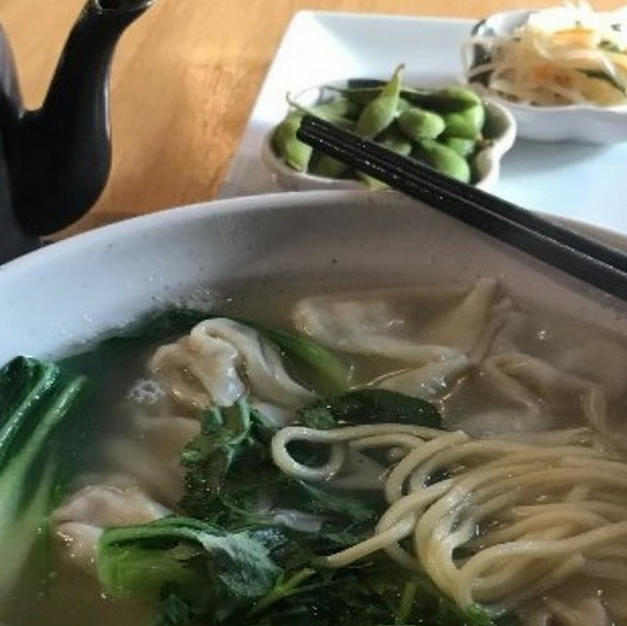 101 - Noodles in Soup with Won Ton