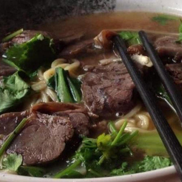 103 - Noodles in Soup - Five Spiced Beef
