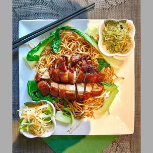Lunch Time Deal - Noodles With Dressing