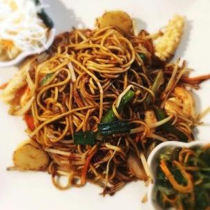 112 - Stir Fried Noodles