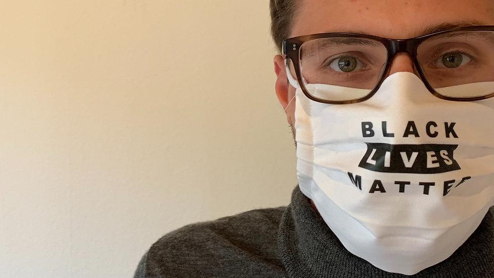 BlackLivesMatter-Baumwollmaske