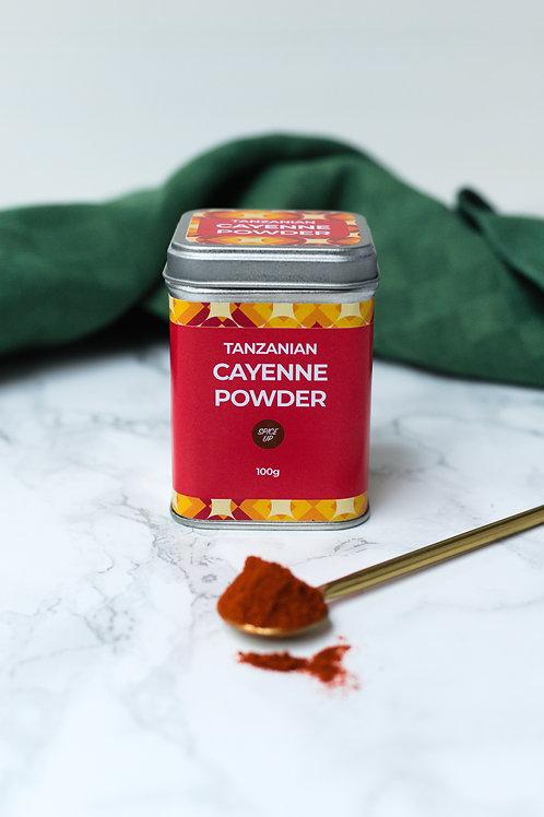 Tanzanian Cayenne Powder