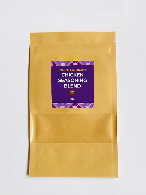 North African Chicken Seasoning Blend Refill