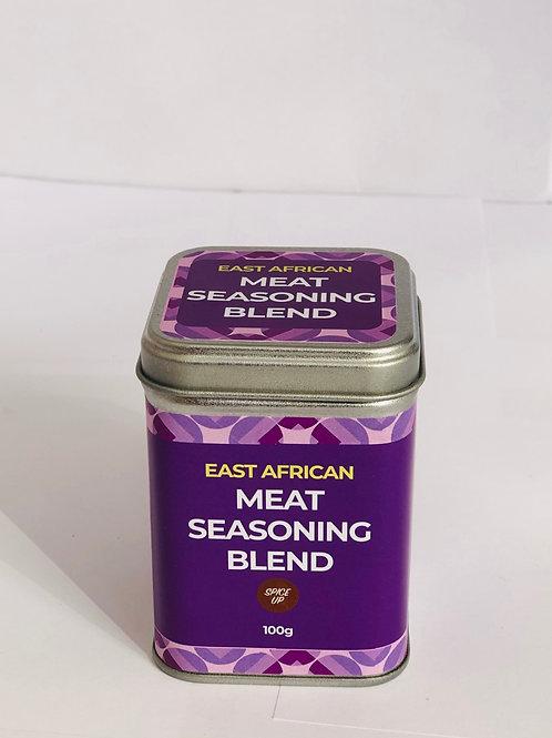 East African Meat Seasoning Blend