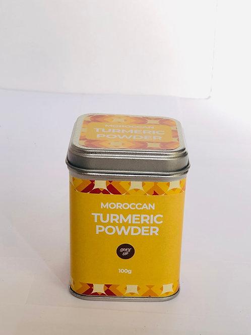 Moroccan Turmeric Powder