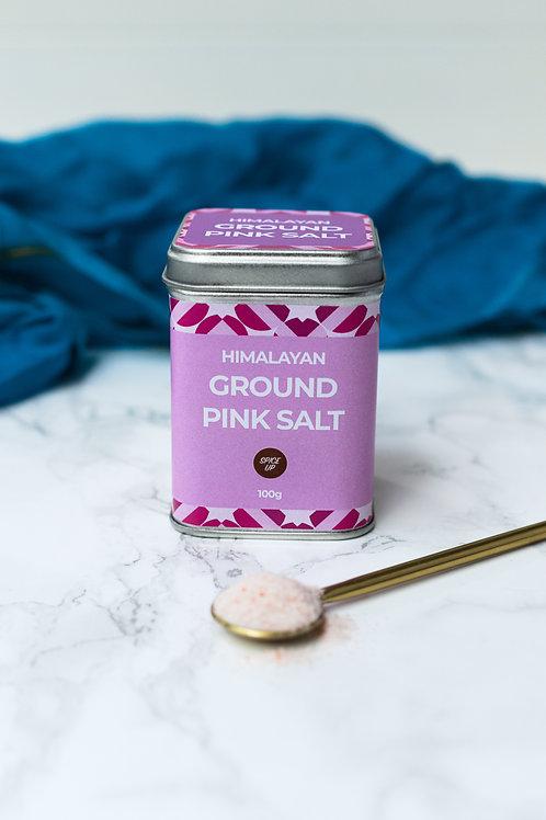 Himalayan Ground Pink Salt