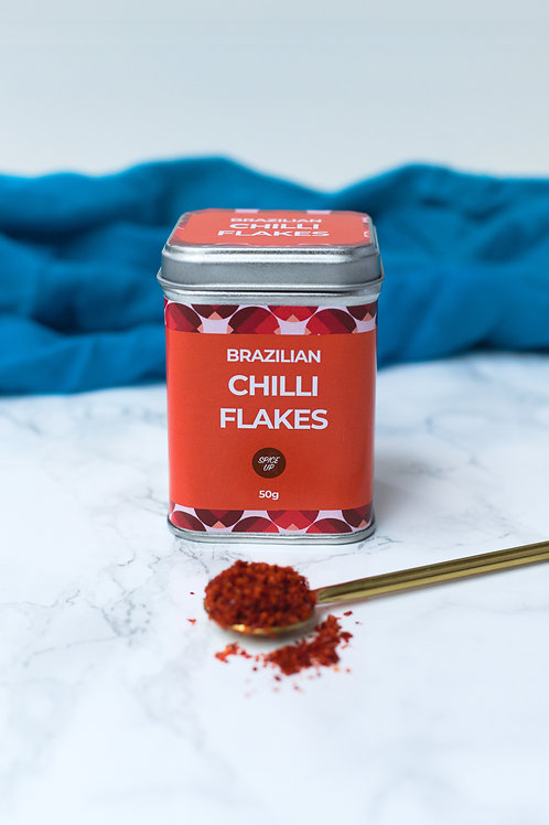 Brazilian Chilli Flakes