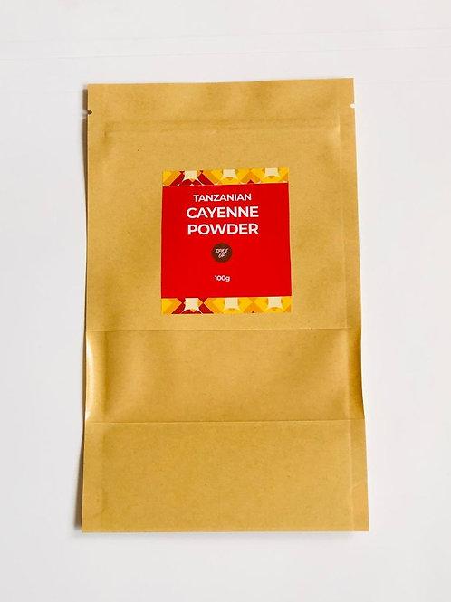 Tanzanian Cayenne Powder Refill