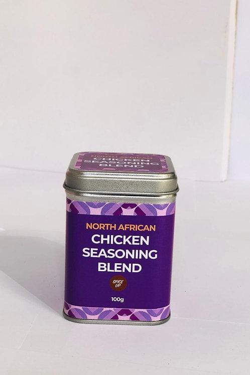 North African Chicken Seasoning Blend