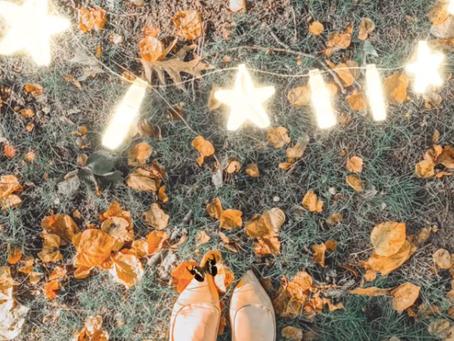 Blogtober Day 5: Autumn Walks - Insta Inspo