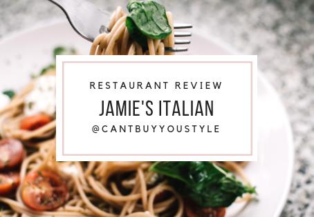 Jamie's Italian Liverpool's Amazing Make Over