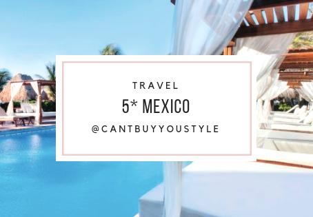 Travel: Mexico with TUI Sensimar El Dorado Seaside  Suites & Spa