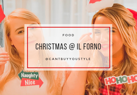 Christmas @ Il Forno Liverpool