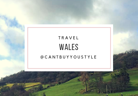 A Weekend In Wales (with a Hot Tub!)