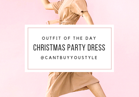 Outfit Of The Day: The Staff Christmas Party