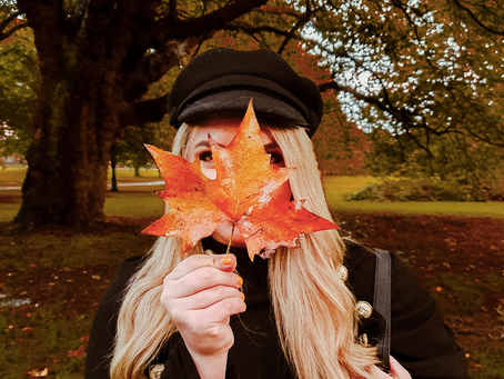 Blogtober Day 6: My £16 Shein Autumn Cape