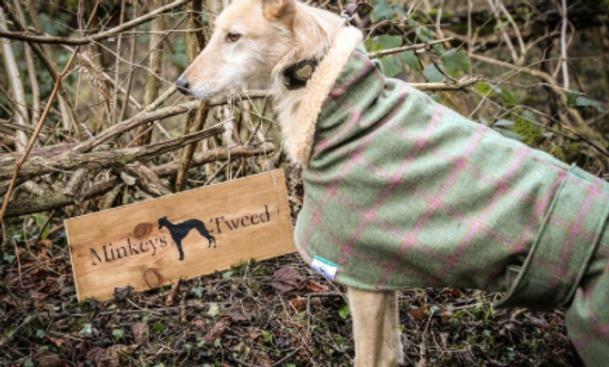 Estate Tweed Coat (Sighthound Specific)