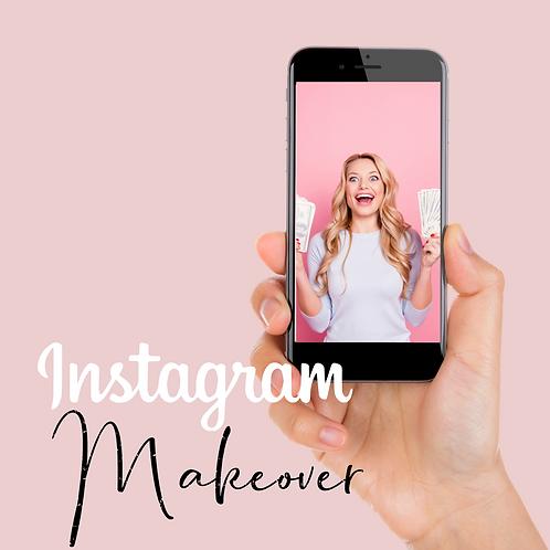 Instagram Makeover