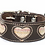Thumbnail: Leather Heart Tweed Collars (Shaped)