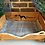 Thumbnail: Vintage Wooden Crate Dog Bed