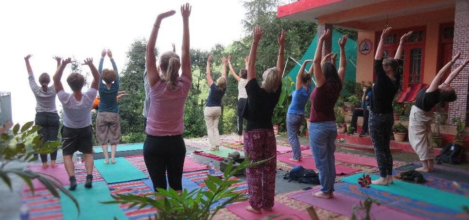 Yoga Teacher Trainuing India