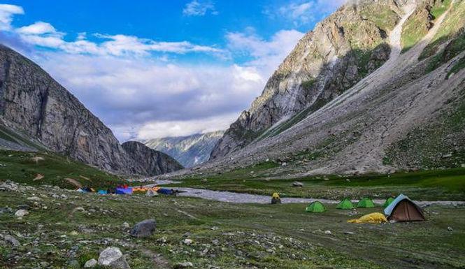 Treking Himachal India