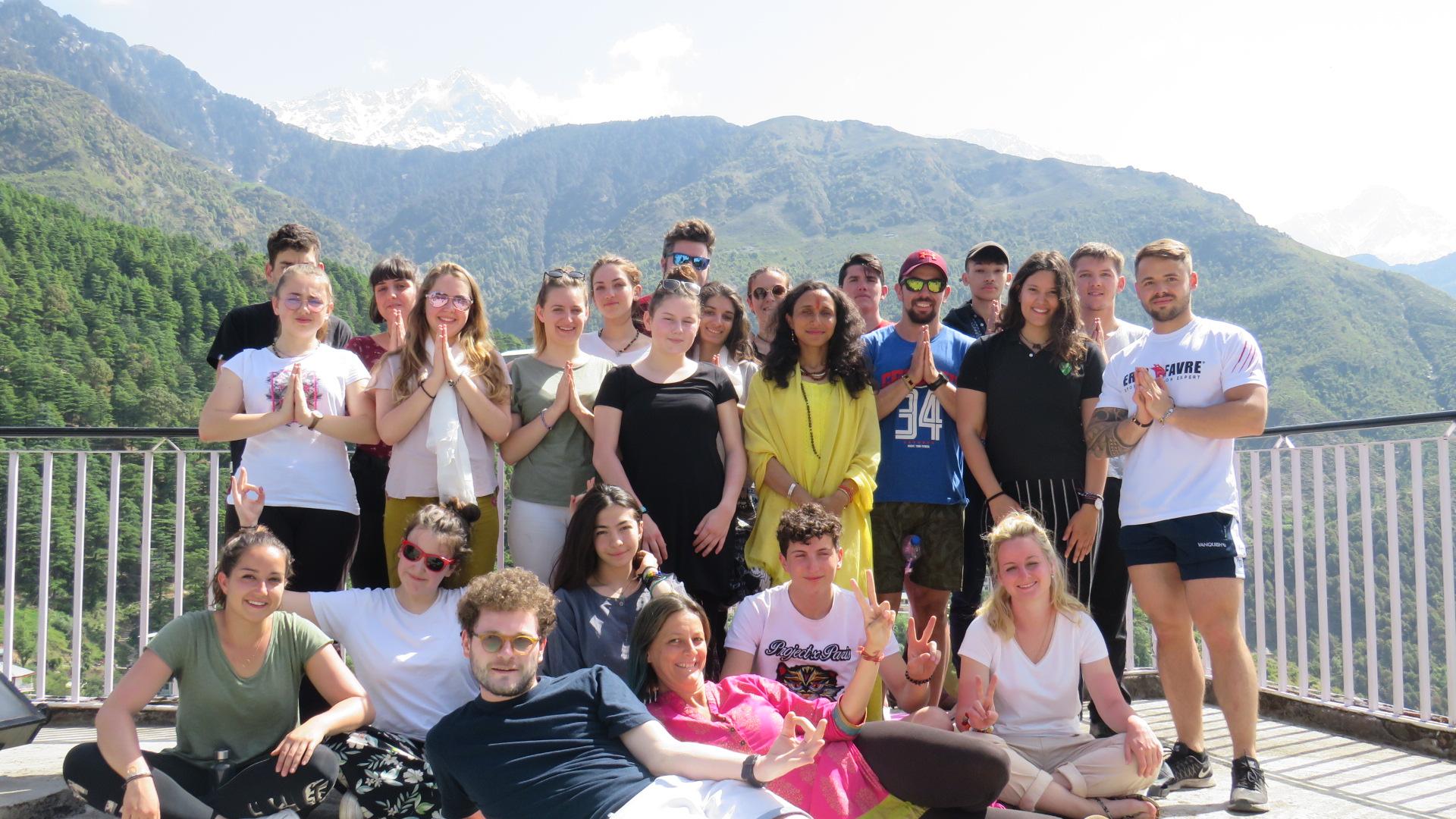 Yoga Teacher Training HimaDharamsala