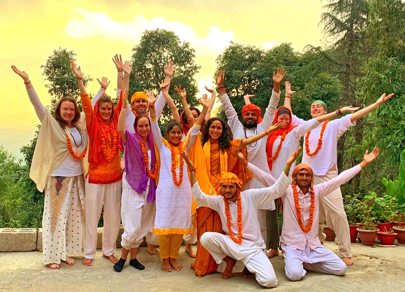 Best Yoga Teacher Training Himalaya